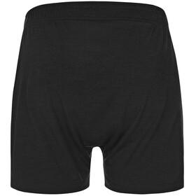 super.natural M's Base 175 Wide Boxer Shorts Jet Black
